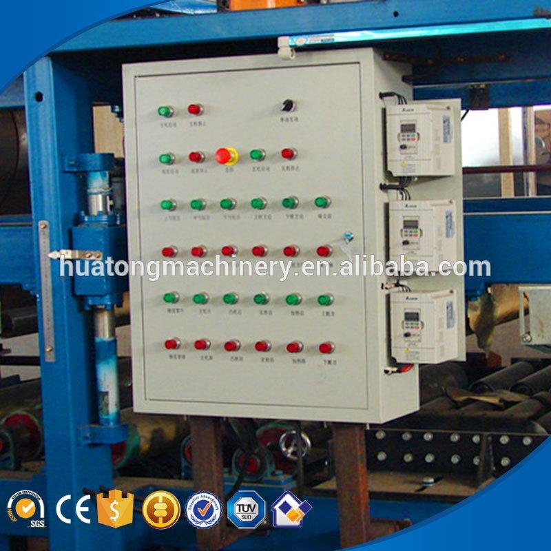 990 wall sandwich panel machine production line