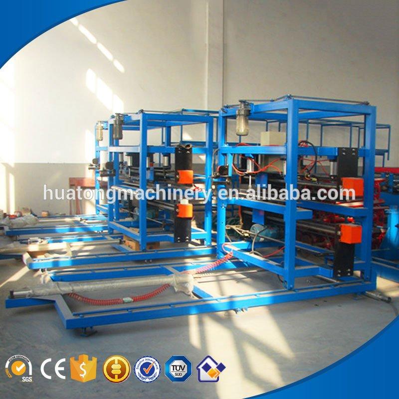 Manufacturing sandwich panel pu machinery
