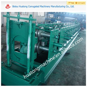 Building Zee purline roll forming machine