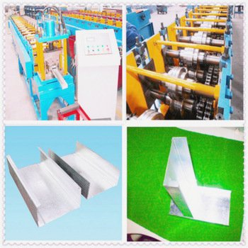 HT-C purlin color steel automatic roll forming machine