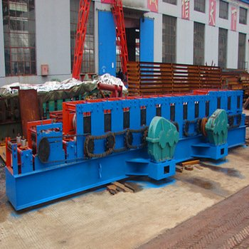 Popular shaped colored steel C and U roller equipment