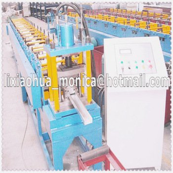 automatic c purlin color steel roll forming machine