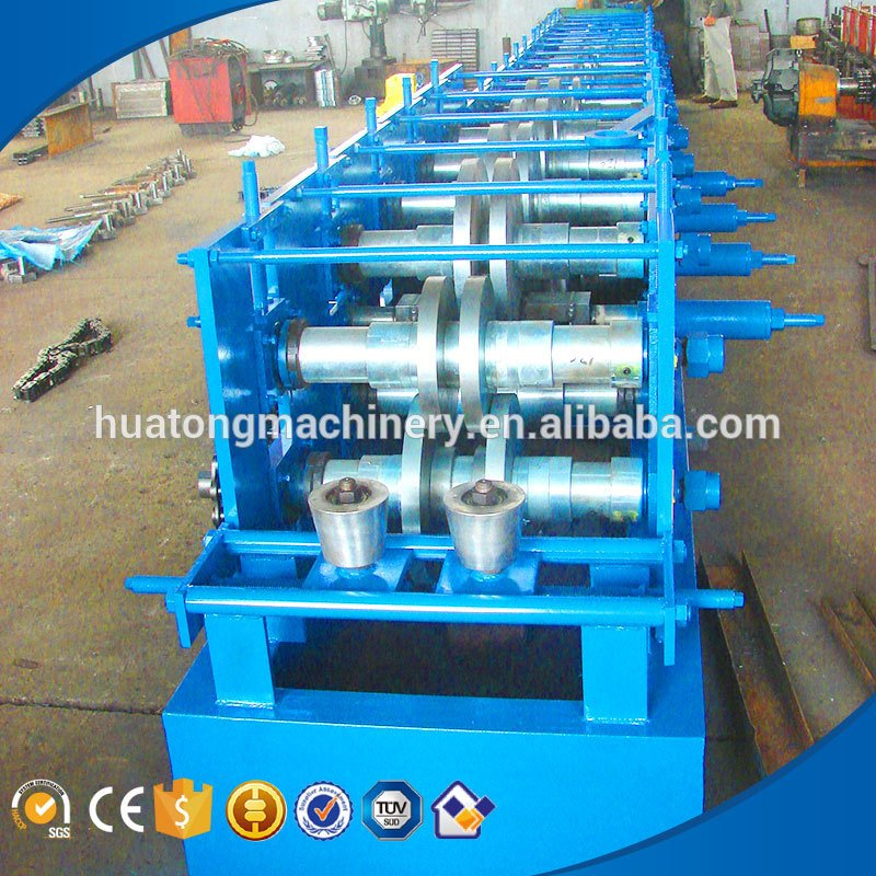 Automatic used z purlin roll forming machine