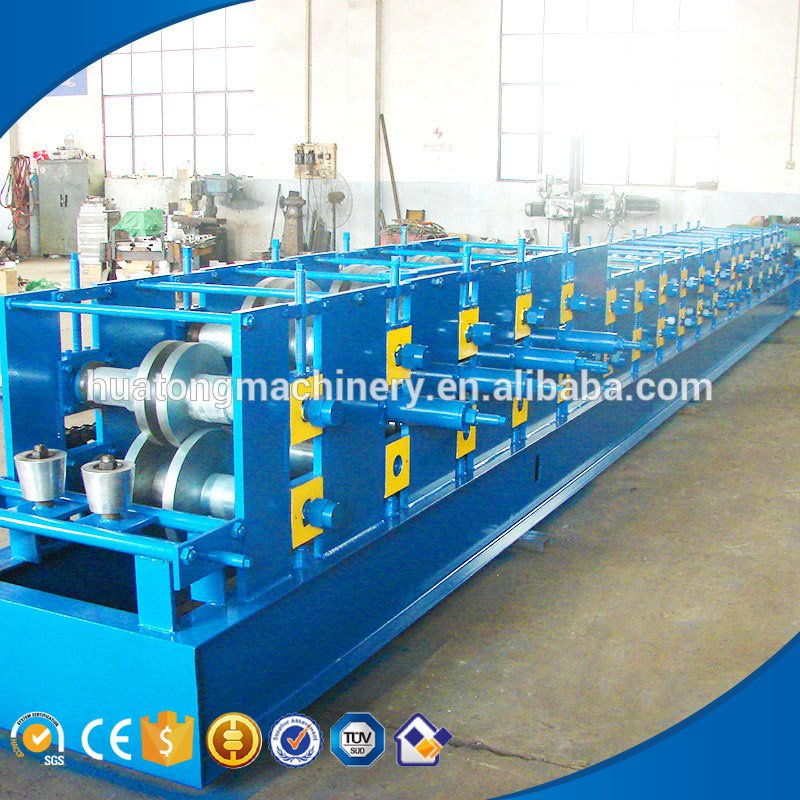 Factory price cz purlin roll forming machine