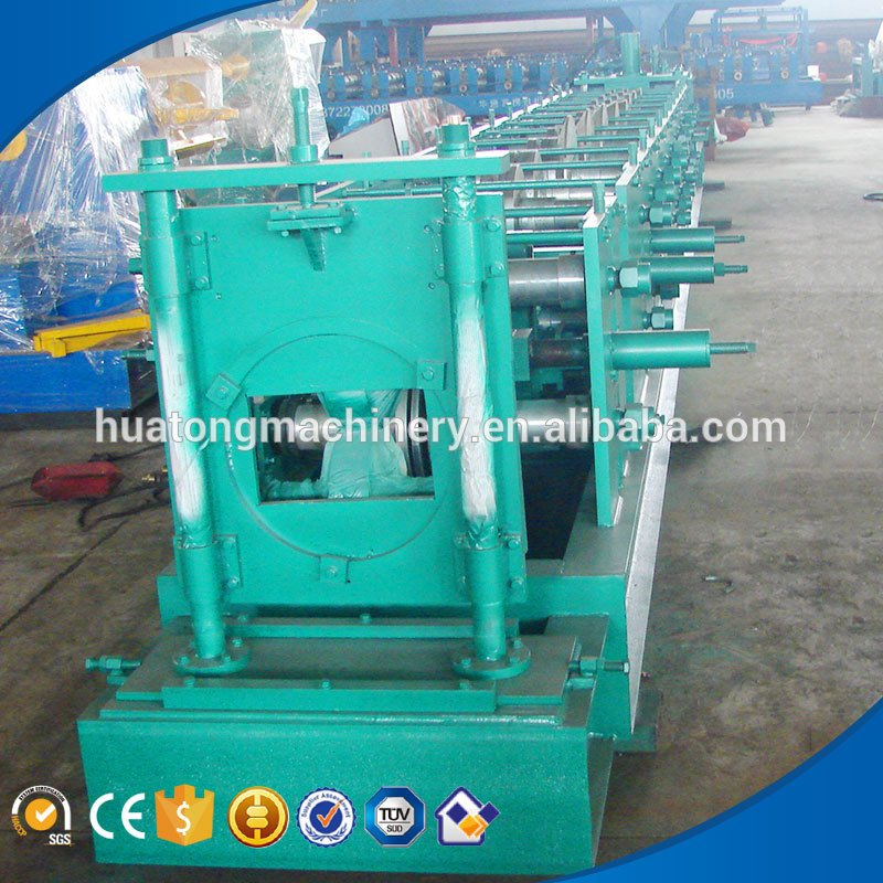 Top quality box beam roll forming machine