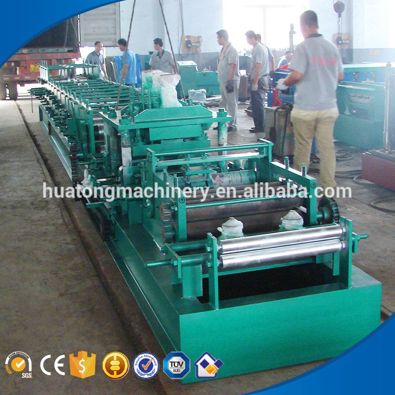 Factory price c and z purlin forming machine