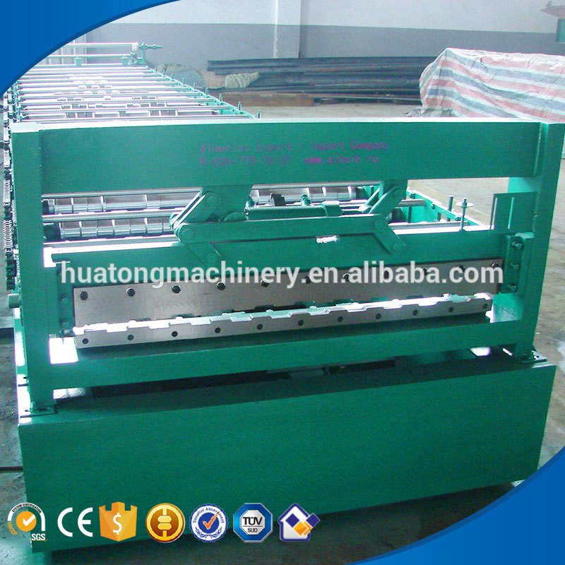 High Efficient recycled plastic roof tile machine