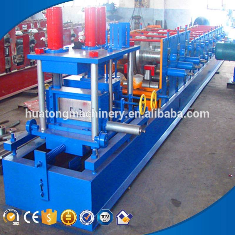 China supplier c channel rolling machine