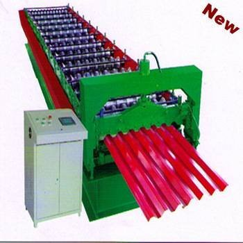 HT-750 tile cold roll forming machine