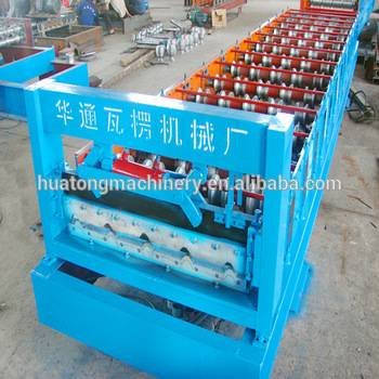 HT 28-253-1012 aluminum roll forming machine