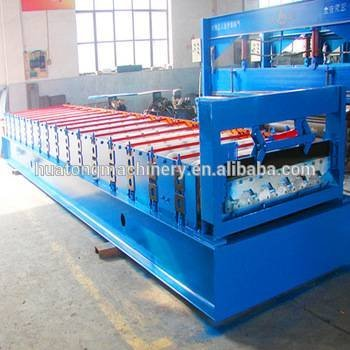 NEW HT 40-200-1000 color steel roofing sheets making machine