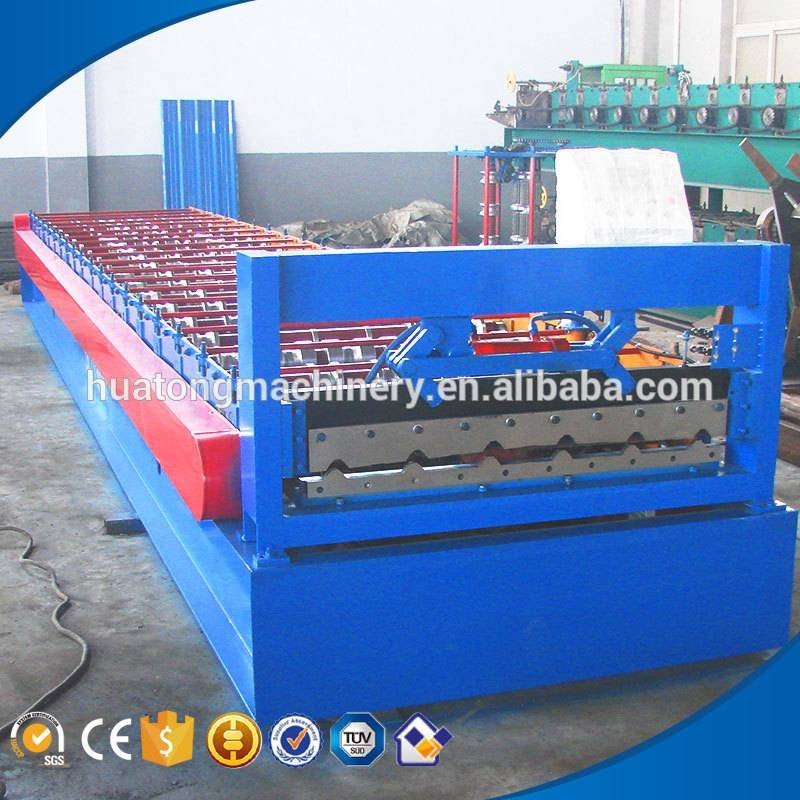 2017 best selling roll forming machine