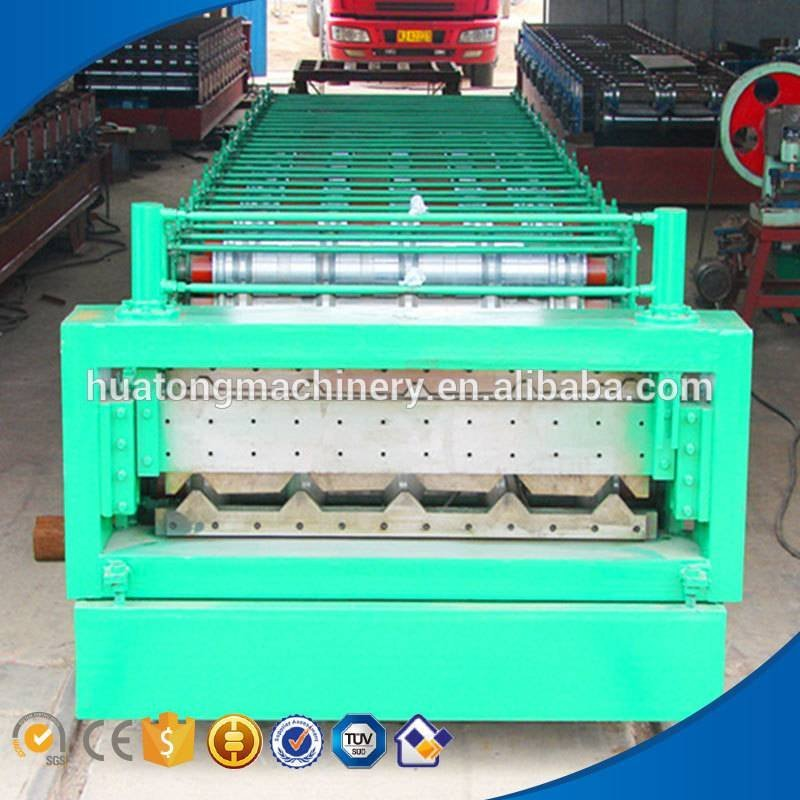 HT850/920 used metal roof panel roll forming machine