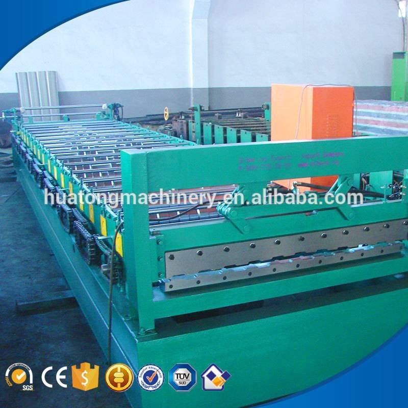 High Efficient roll forming machine metal roofing